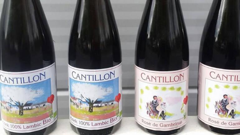 Nouvelles bières Belges Gueuzes