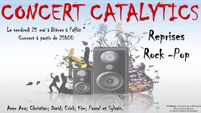 Concert Catalytics