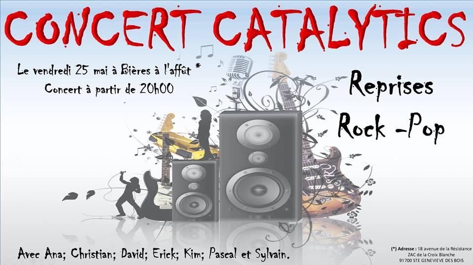 Concert Catalytics
