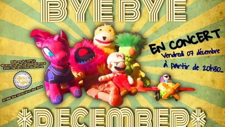 Bye Bye December