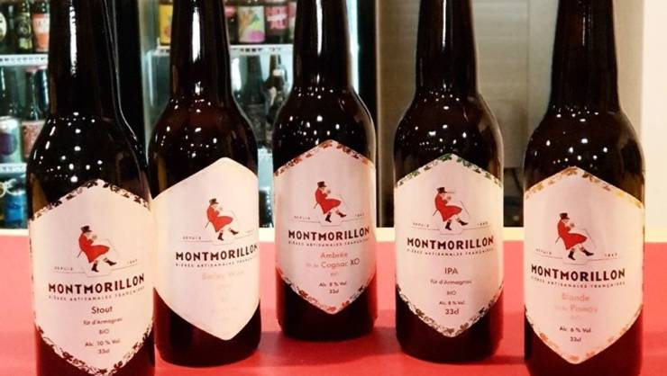 Bières Montmorillon